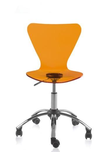 Silla giratoria muebles de oficina sillas de oficina for Ruedas de goma para sillas de oficina