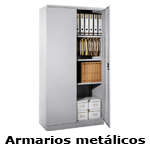 Armarios metálicos