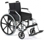 Sillas de ruedas plegables con ruedas