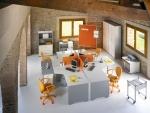 Mobiliario de oficina WRK