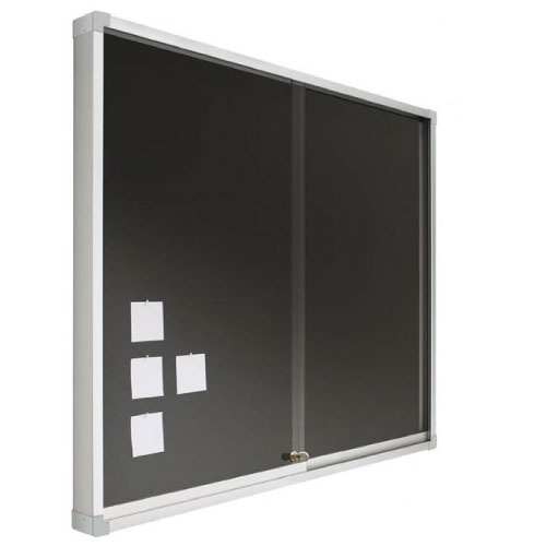 vitrinas de anuncios