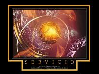 Cuadro Servicio Mundo -