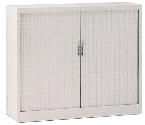 Armario de persiana con puerta vertical muebles de for Armarios fondo 30 cm