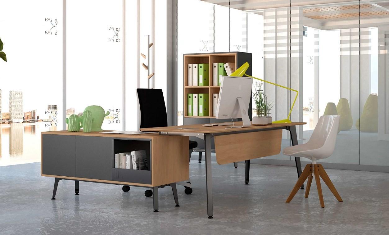 Mobiliario de estilo n rdico mobiliario de oficina for Mobiliario nordico