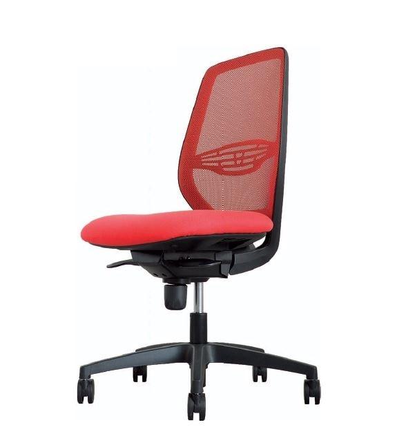 Silla de oficina ergonómica, uso intensivo, respaldo en malla y ...