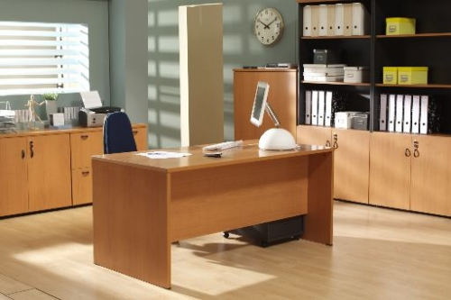 Muebles de oficina sillas de oficina mobiliario de oficina for Medidas mesa oficina