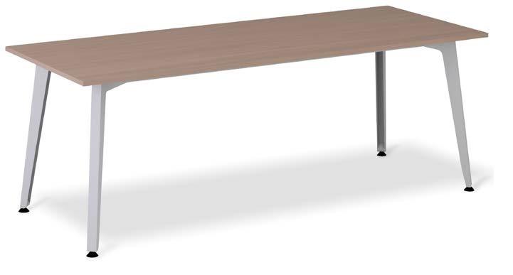 Mesa de oficina serie nórdica |mobiliario de oficina | mobiofic.com