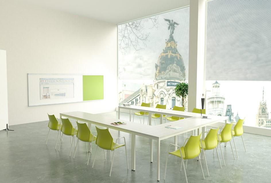 Sala de reuniones serie Valencia   Muebles de oficina