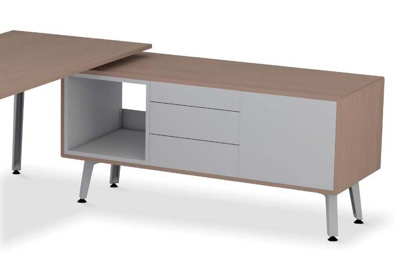 Mesa para acoplar muebles de auxiliar tipo ala