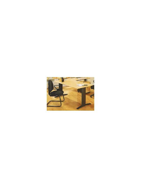 Mesa de oficina recta 200*80*74 - Mesa de oficina recta de 200 cm de largo x 80cm de ancho x 74cm de alto.