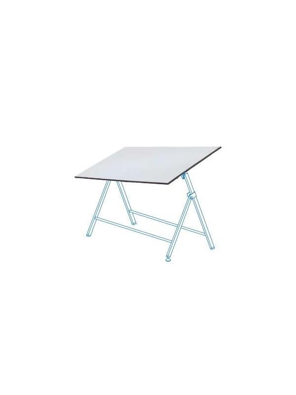TABLEROS-mesas dibujo - Tableros de dibujo blancos para mesas. Fácil montaje.