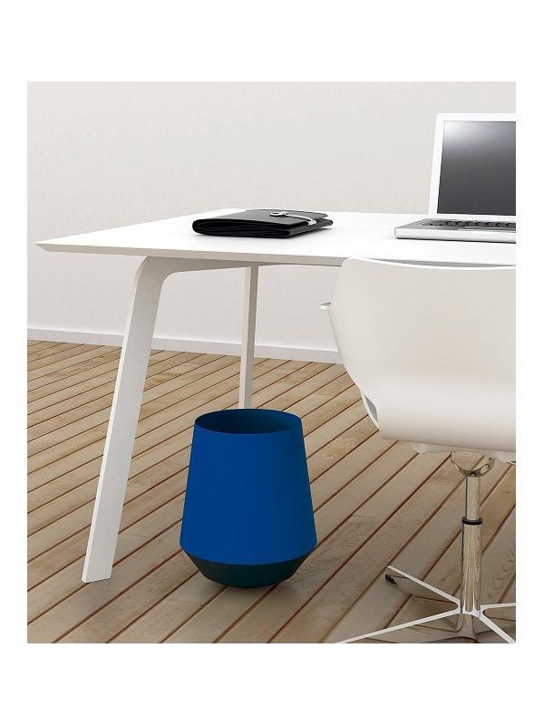 Papelera de diseño de oficina
