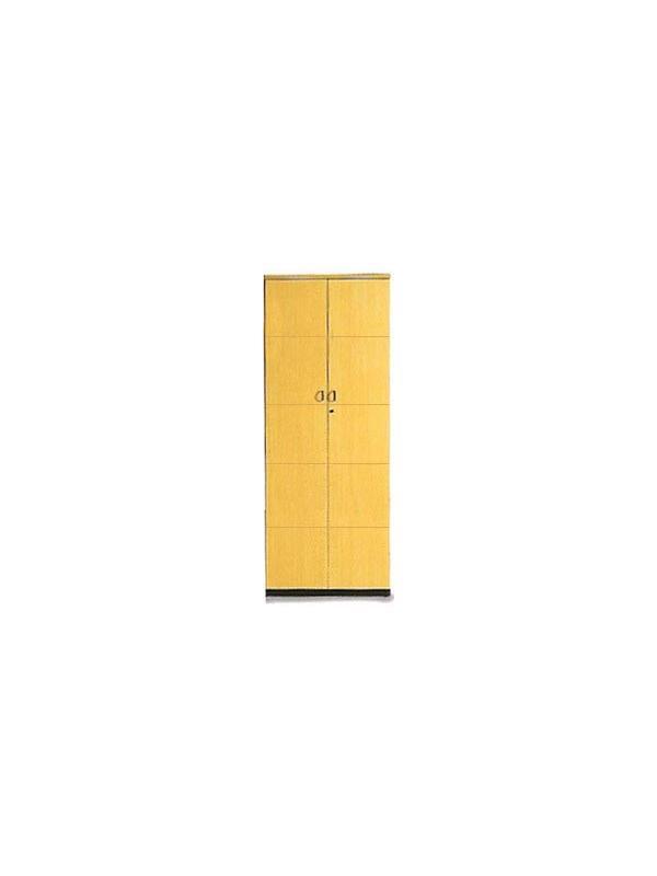 Muebles de oficina alto con puertas 196*80*40 - Armario alto con puertas de 196cm de alto x 80cm de ancho x 40cm de profundidad.