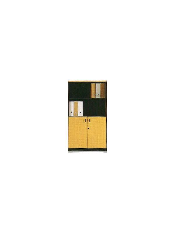 Mueble de oficina mediano con puertas pequeñas 148*80*40 - Mueble de oficina mediano con puertas pequeñas de 148cm de alto x 80cm de ancho x 40cm de profundidad.