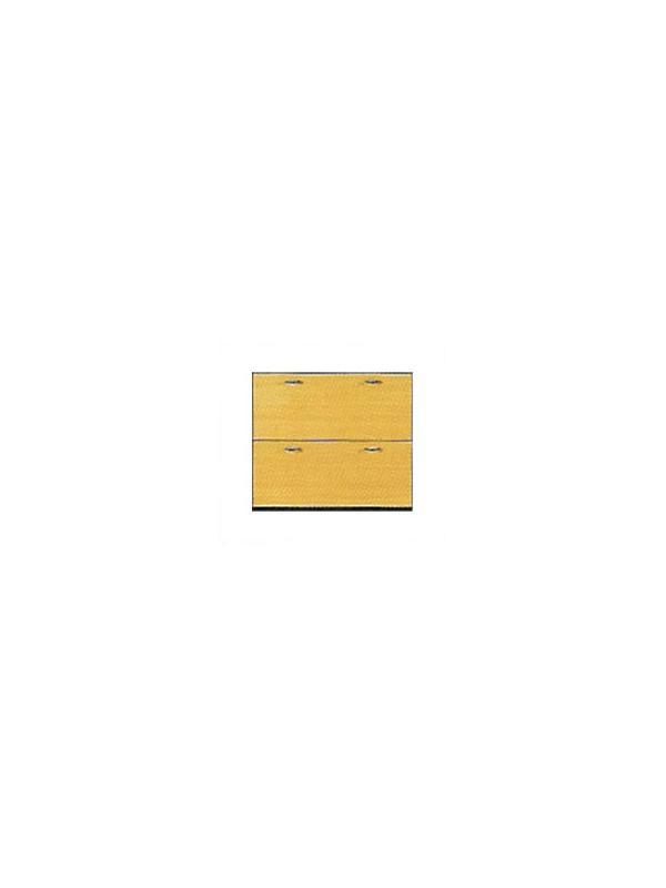 Mueble de oficina pequeño doble archivo DIN A-4 74*80*40 - Mueble de oficina pequeño doble archivo DIN A-4 con cerradura de 74cm de alto x 80cm de ancho x 40cm de profundidad.