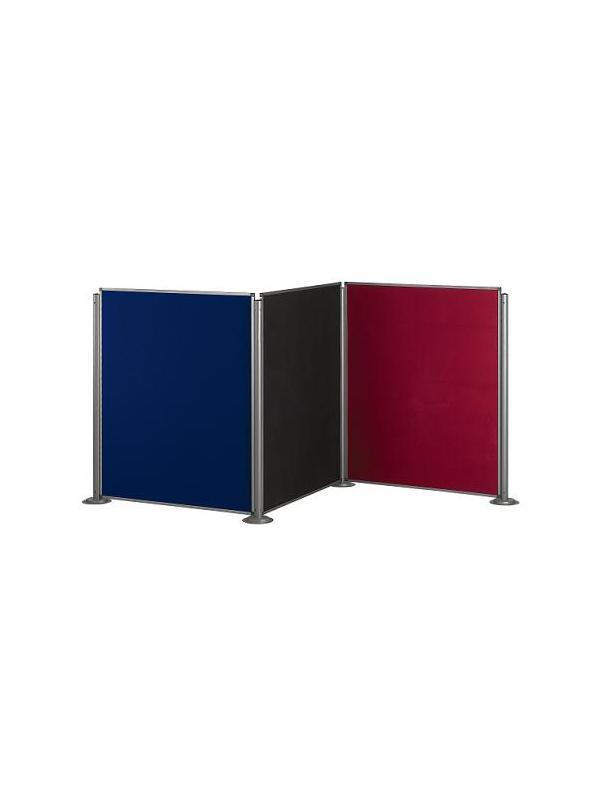 Biombo tapizado en ARAN de 120 X 180 cm. - Biombo tapizado en aran.  Medidas 120 cm. de ancho x 180 y 150 cm. de alto. Montaje sin herramientas (no incluye columna).