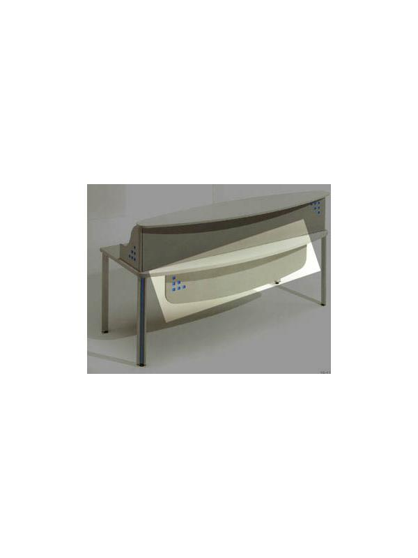 Faldón 160 - Faldón de 160cm de largo, incluye embellecedores y cogidas a tapa.