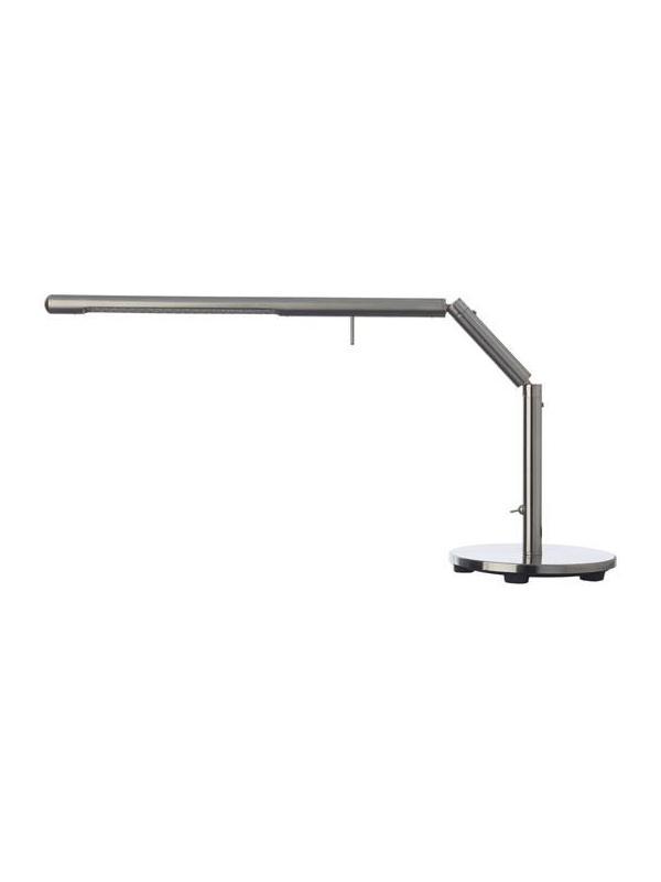 Lámpara Leds - Lámpara 220 x 140 x 515 mm (fondo x ancho x alto) Características:230 V / 50 Hz / 4W 63 LED´S x Max. 0.064 W Formato de Papel:Brazo ajustable