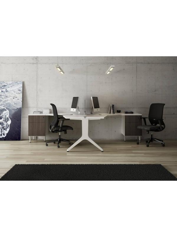 Composición nº 9 de la serie Barcelona - Composición de muebles de la serie Barcelona, ejemplo de distribución de esta nueva serie de mobiliario, mientras introducimos todos los detalles, por favor solicite mas información por teléfono o mail.