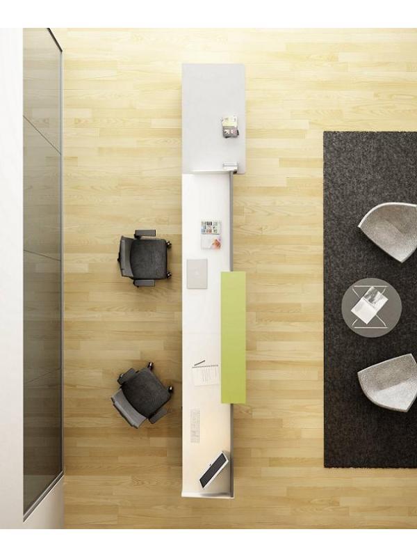 Composición nº 19 de la serie BC - Composición de muebles de la serie Barcelona, ejemplo de distribución de esta nueva serie de mobiliario, mientras introducimos todos los detalles, por favor solicite mas información por teléfono o mail.