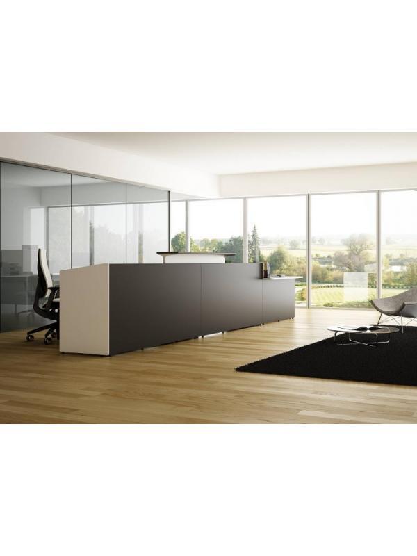 Composición nº 18 de la serie Barcelona - Composición de muebles de la serie Barcelona, ejemplo de distribución de esta nueva serie de mobiliario, mientras introducimos todos los detalles, por favor solicite mas información por teléfono o mail.