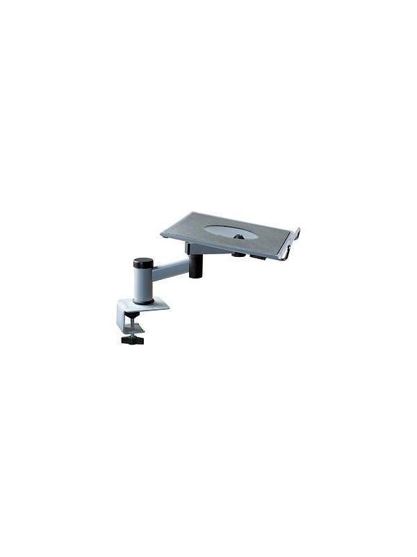 Brazo giratorio - Brazo giratorio articulado dotado de un sencillo y cómodo sistema de fijación