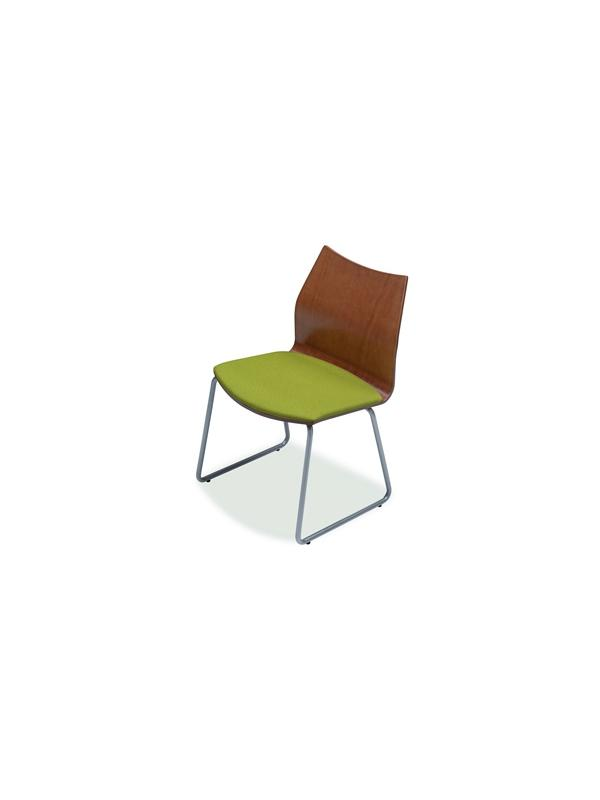 Silla confidente muebles de oficina sillas de oficina for Mobiliario oficina sillas