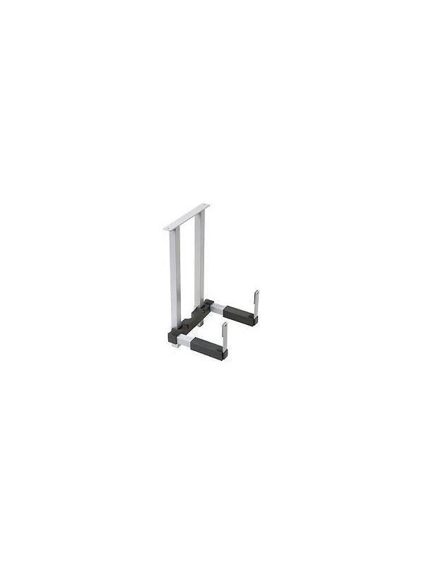 Soporte PC - Soporte CPU regulable en altura y anchura para cualquier mesa de madera. Versátil, sólido y a su vez ligero ofrece múltiples posibilidades