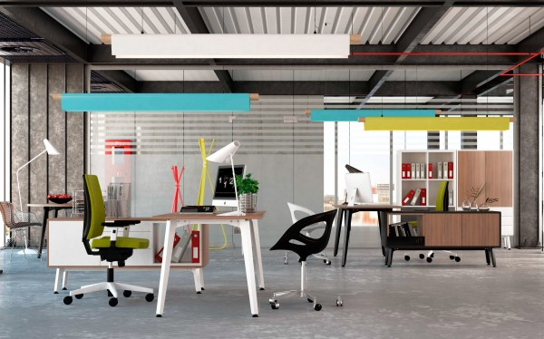 Despacho estilo nordico - Estamos introduciendo esta nueva serie de mobiliario, los muebles ya están a la venta sólo falta que introduzcamos los detalles en la web, mientras terminamos puedes puedes pedir presupuestos e información por teléfono. Gracias