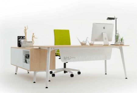 Mobiliario de oficina estilo n rdico mobiliario de oficina for Mobiliario nordico