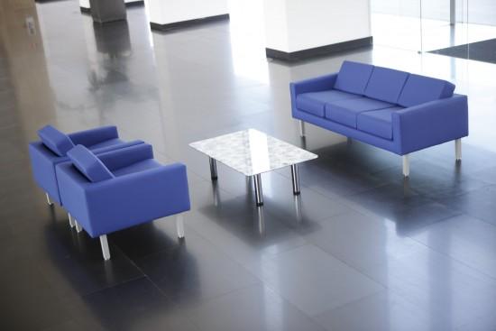 Sillón-sofá para sala de espera