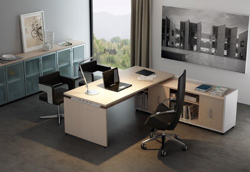 Despacho con muebles auxiliar de ala y armarios de cristal - Nueva serie ya a la venta mientras introducimos toda la información , puedes pedirnos informaron o comprarla por teléfono. Gracias.