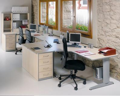 """Composición 14 de la linea Metal - Aquí tienes la última tendencia en mobiliario de oficina de línea minimalista con un plazo de entrega de 2 a 7 días. Solicítanos precios de estos productos por teléfono o mail mientras actualizamos la Web. Pulse sobre el botón """"descargar"""" para ver carac"""
