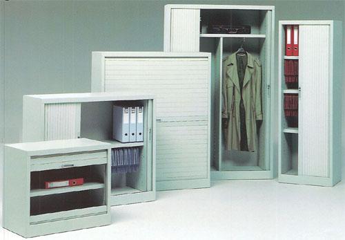 Armarios de persiana archivadores de persiana for Armario metalico exterior