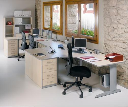 Muebles de oficina madrid sillas de oficina mobiliario de for Oficinas modernas planos