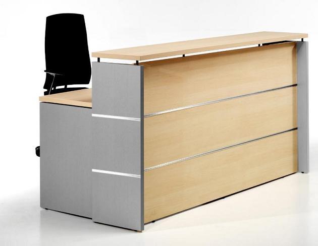 Recepci n de dise o mobiliario de oficina recepciones for Mobiliario de oficina de diseno