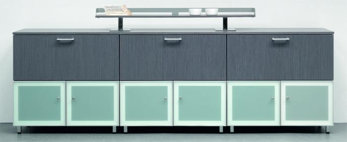 Mobiliario para despachos mobiofic - Armarios de oficina ...