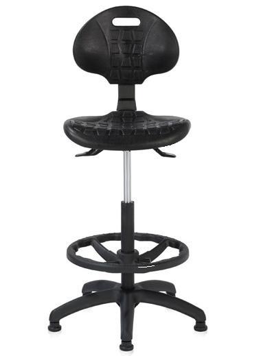 Silla de oficina muebles de oficina silla ergonomica silla for Sillas altas para oficina
