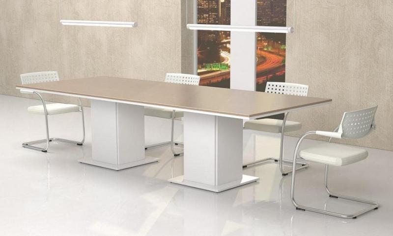 Mesa De Reuniones De La Serie Moderna Muebles De Oficina