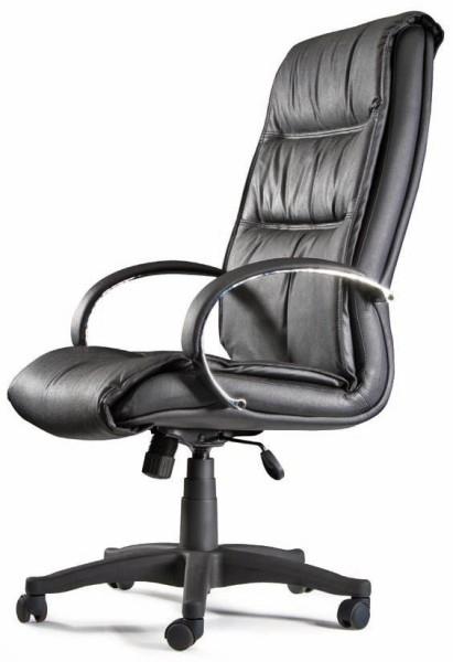 Sillon de piel sill n de oficina sill n sill n de for Sillones oficina ergonomicos precios